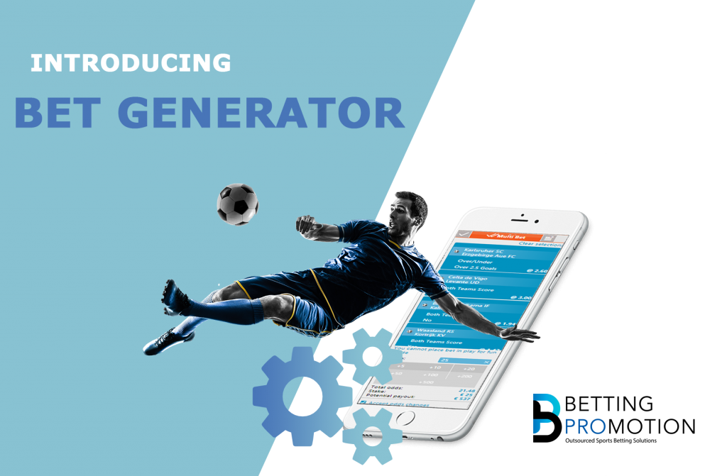 Bet Generator Sportsbook Feature