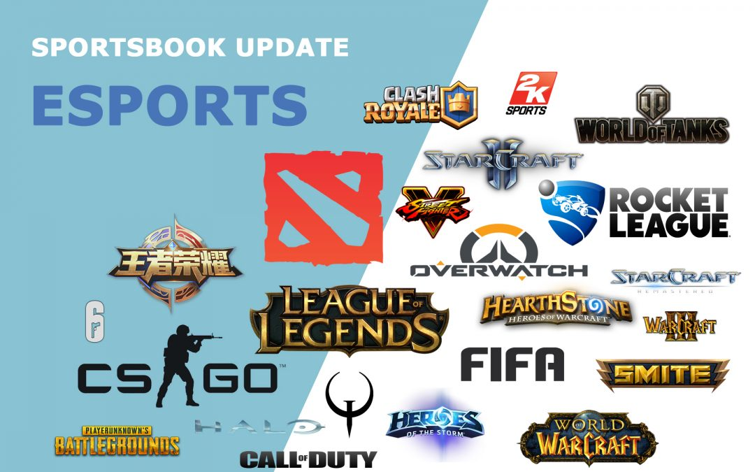 Sportsbook Update: Esports