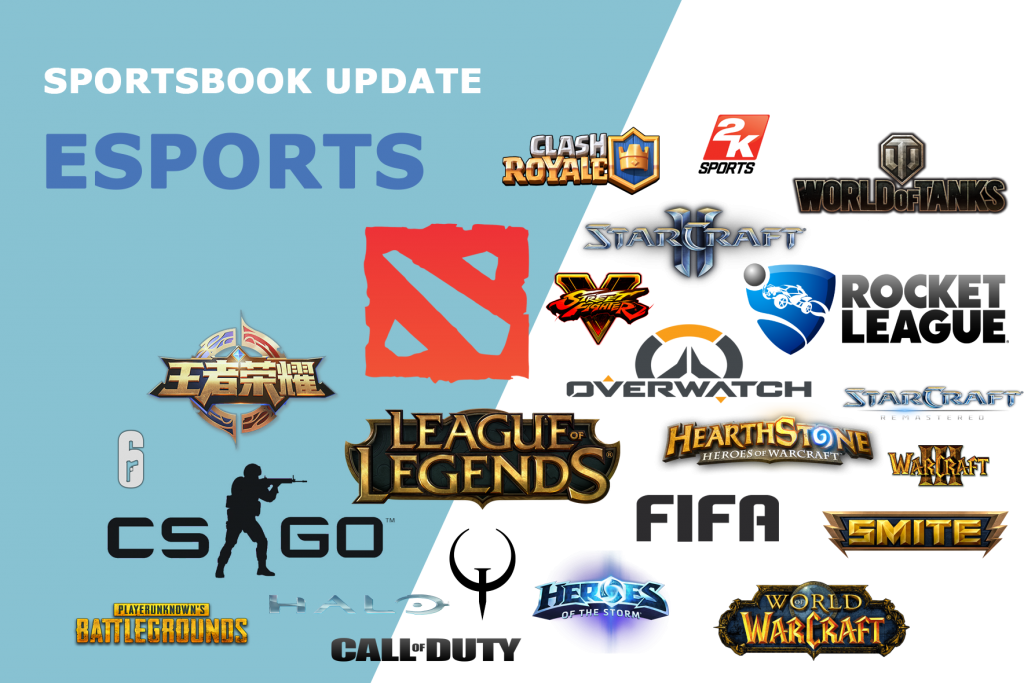 Esports Provider Betting Promotion Header