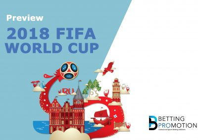 2018 FIFA World Cup Preview