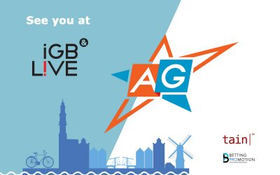 We'll see you at iGB Live 2018