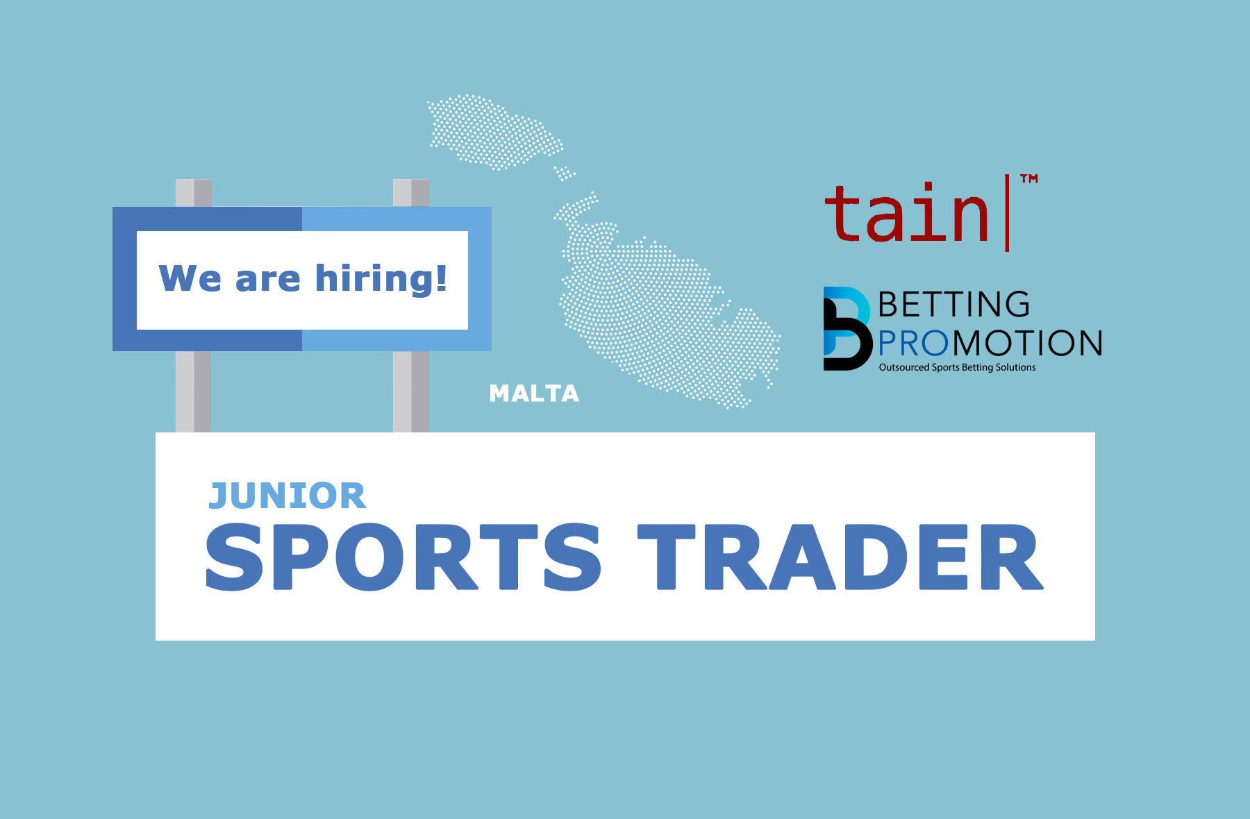 Betting Promotion Junior Sports Trader