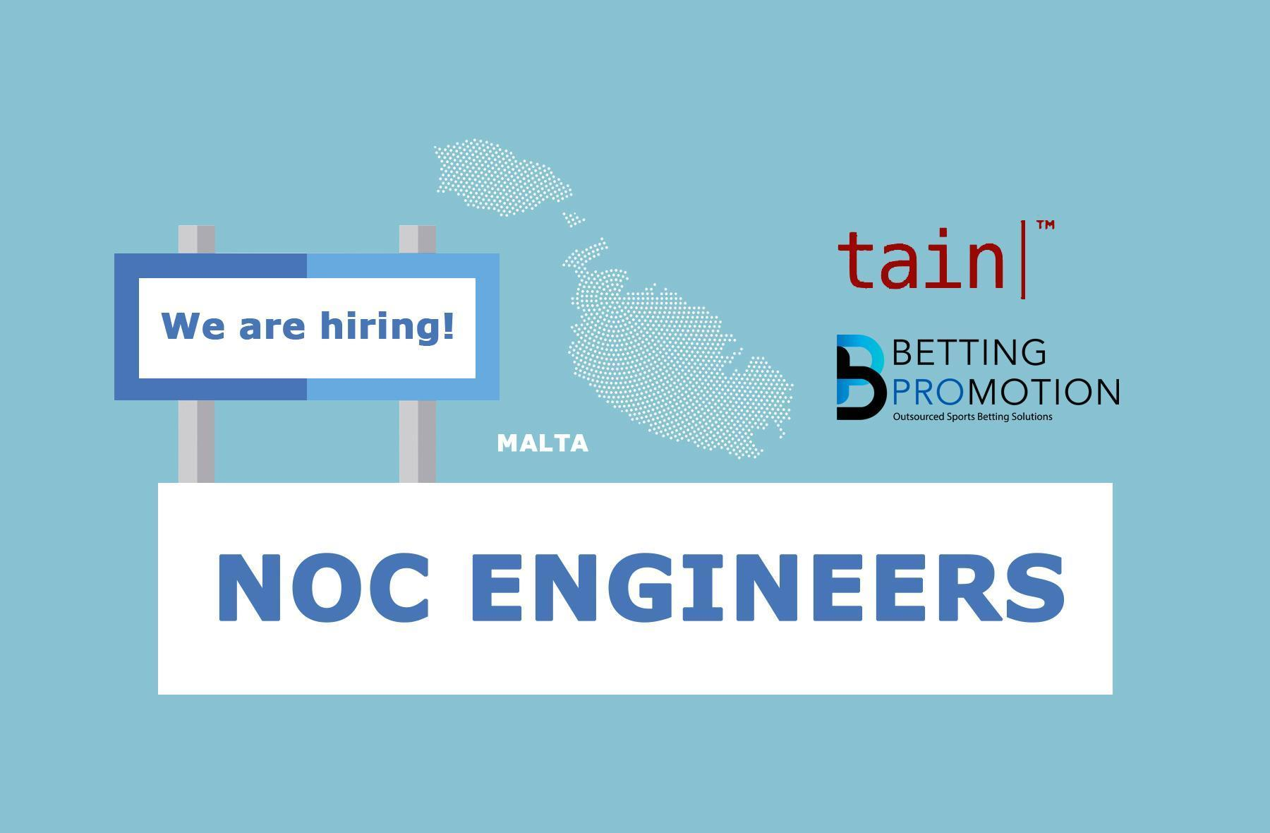 NOC Engineer Betting Promotion Jobs