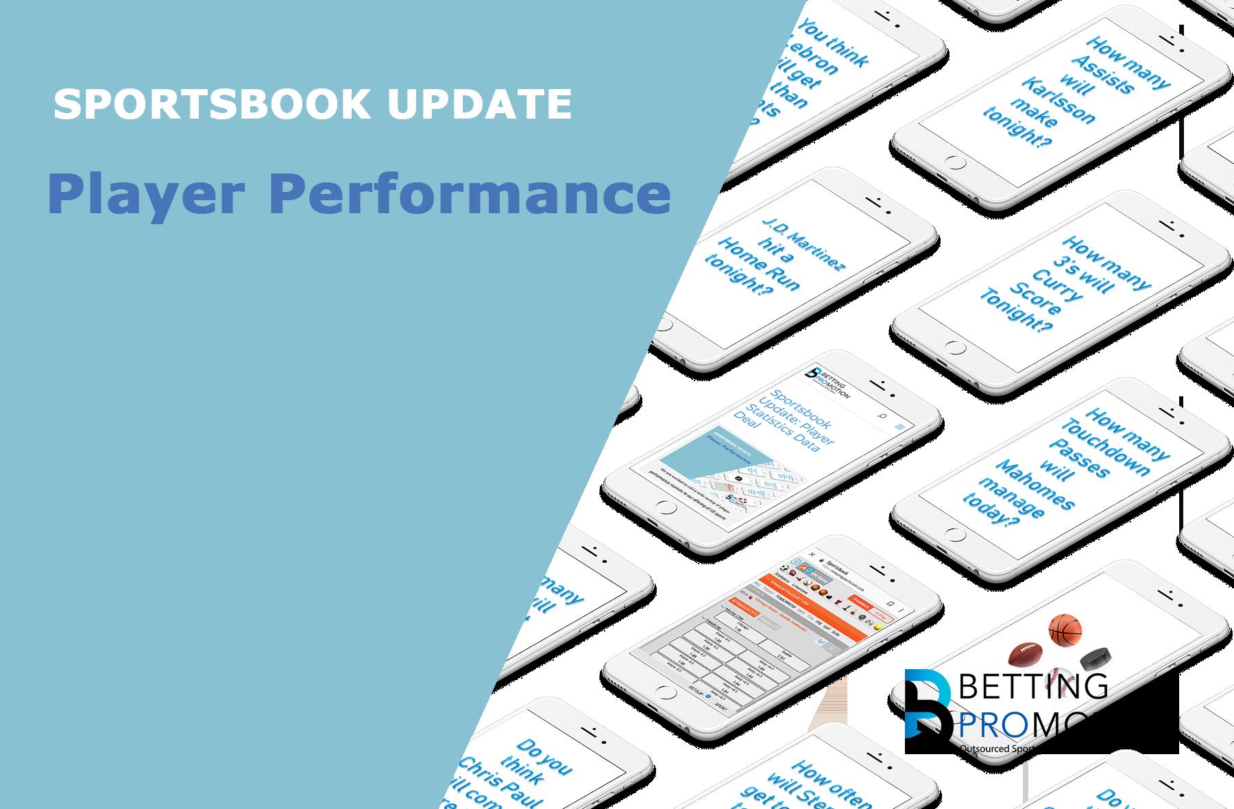 Player Performance Markets Opac